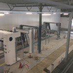 carwash heemstede wasstraat in aanbouw